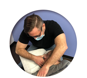 Chiropractor Granite City IL Dr. Jason Talley Neck Adjustment